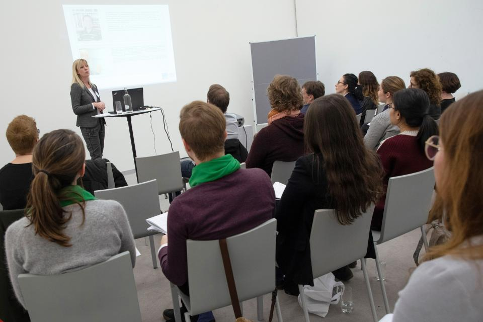 Ein Workshop beim Gender-Kongress